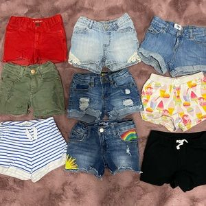 4t bundle of shorts